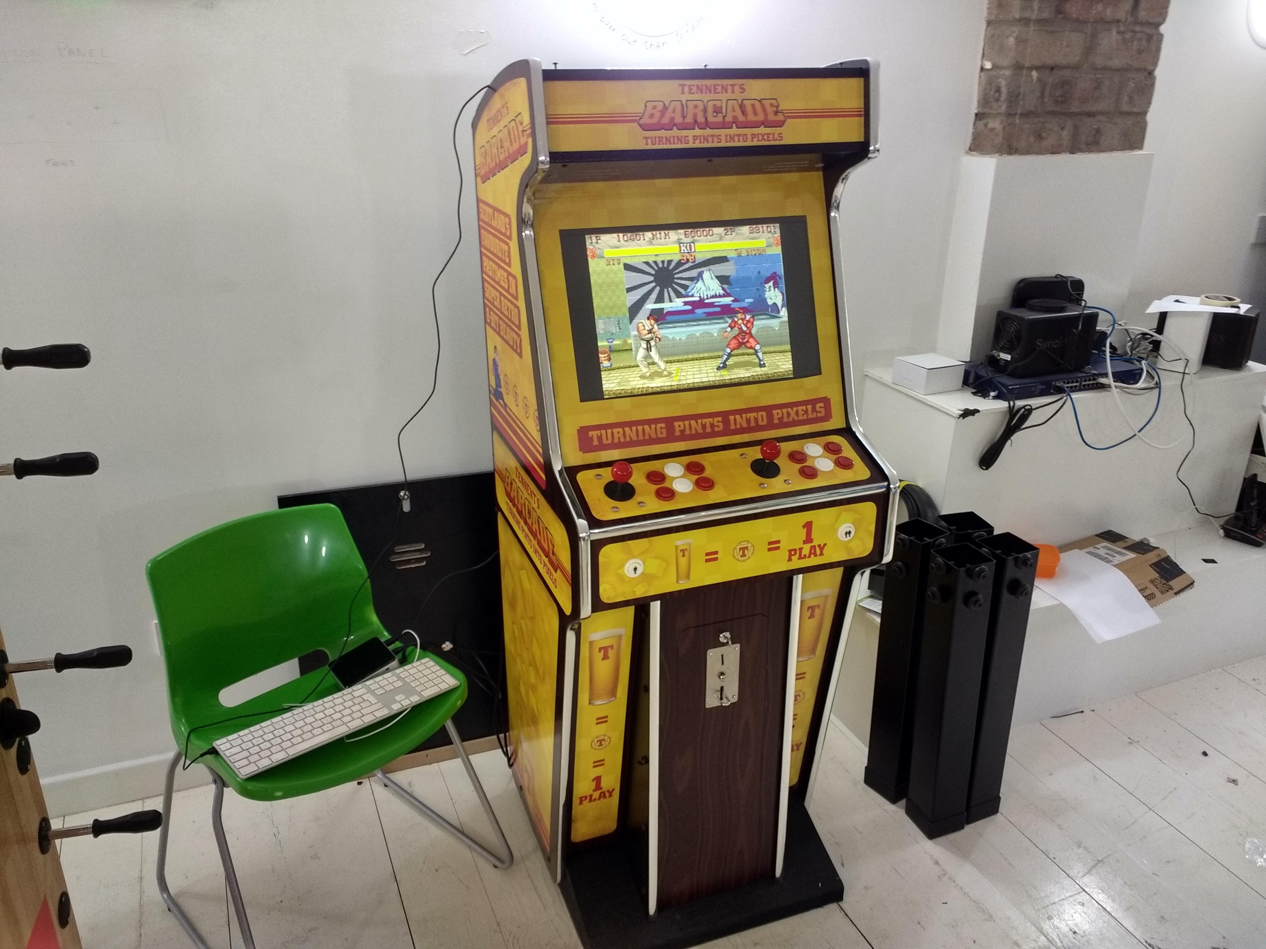 Cool Space Day 4 Tom X Arcade Cabinet Bright Signals Download Free Architecture Designs Rallybritishbridgeorg